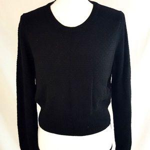Banana Republic Sweater Short Pullover Wool Blend